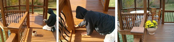 Deck Refinishing Louisville KY